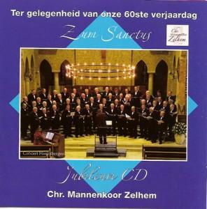 CD-hoesZum Sanctus