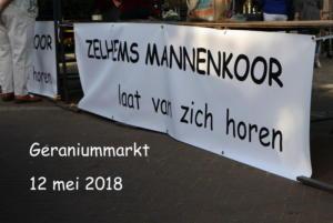 2018 Geraniummarkt